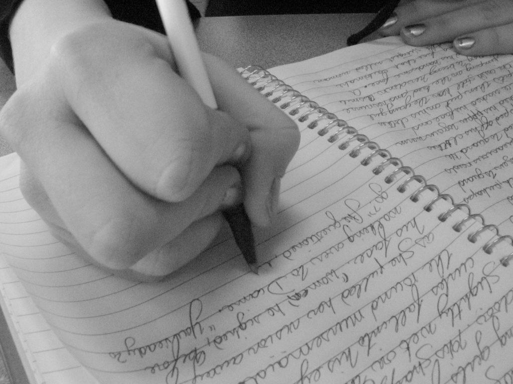手寫字OCR